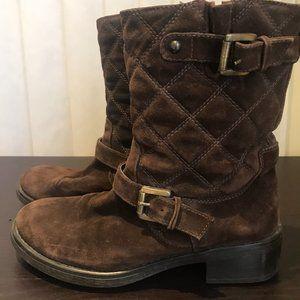 Aquatalia Brown Boots